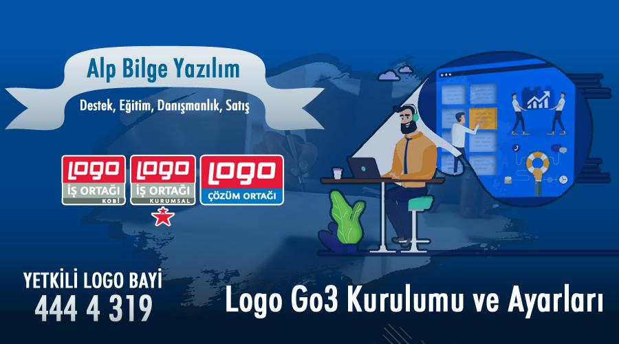 Logo Go3 Kurulum