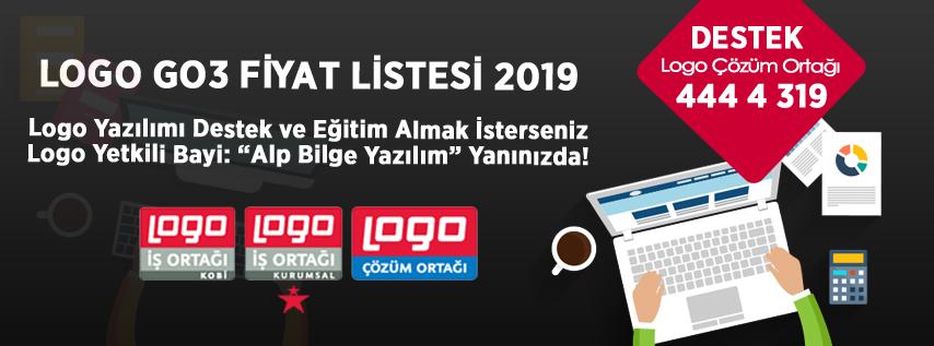 logo go3 fiyat listesi 2019